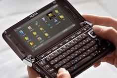 my beloved Nokia E90