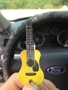 Guitar Key Style