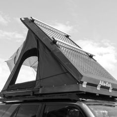 Alu-Cab Rooftop Tents | Adventure Ready
