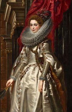 Rubens, Portrait of Marchesa Brigida Spinola Doria (1606).