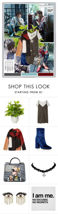 """""""I am a good boy"""" by lisannevicious ❤ liked on Polyvore featuring E L L E R Y, Sydney Evan, bigbang, kpop, GD and gdragon"""