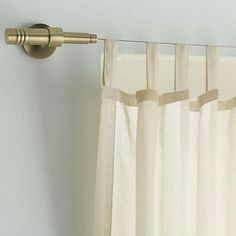 1000 Images About Curtain Rods On Pinterest Curtain