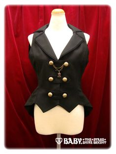 Lolibrary | Alice and the Pirates - Vest - Evilia Vest
