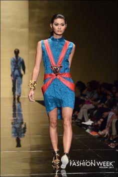 Filipino fashion week 2012  Sassa Jimenez