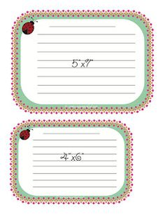 Sew Spoiled: Free Sew Spoiled Recipe Cards!