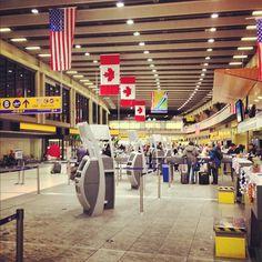 Calgary International Airport (YYC) in Calgary, AB