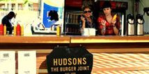 Hudsons is more than a burger joint, it's an integral part of a trend-setting culture. Open everyday from – and now serving delicious Vegan Dishes