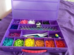 My hobby Diy Gifts For Your Best Friend, Rainbow Loom, Cube