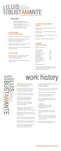 The best resume you will ever seen! Video Game Resume! Great - examples of successful resumes