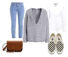 """""""knitwear"""" by fanny-xix on Polyvore featuring Vans"""