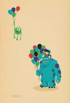 Mike & Sully