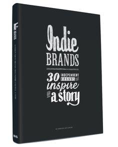 Indie Brands book.