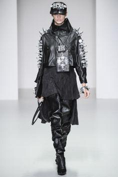 Sfilate KTZ Collezioni Primavera Estate 2014 - Sfilate Londra - Moda Donna - Style.it