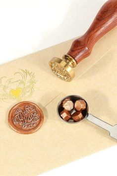 This unique Metallic Copper Sealing Wax Beads Set for Wax Seal Stamp is the perfect idea for adding some vintage touch to your wedding Invitations and other stationery.  Ideal for sealing stamps to decorate envelopes, parcels, invitations, postcards, greeting cards, etc., and also can apply to maps, manuscripts, cards, scrapbooks and so on. it is a perfect way to personalize handmade cards and letters and make a wedding brending.