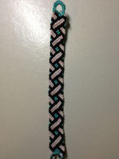 Friendship bracelet pattern 8889 Photo by Irene654 #friendshipbracelet