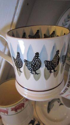 Emma Bridgewater Studio Special Speckled Hen 0.5 Pint Mug for Collectors Day