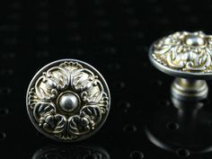 Cabinet Knobs Dresser Knob Drawer Knobs Pulls Handles / Kitchen Cupboard Knobs Pull Handle Furniture Decorative Knobs Hardware Antique Silver Material: zinc alloy Color: antique silver Measurements- Dia : mm) Dia of basement: . Drawer Pulls And Knobs, Cabinet And Drawer Knobs, Dresser Knobs, Drawer Handles, Cabinet Hardware, Door Knobs, Kitchen Pulls, Kitchen Handles, Kitchen Cupboard