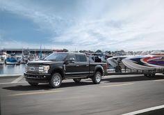 Ford Super Duty – Smart Driver Assist Technologies #BuiltFordTough