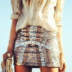 Glamour, Glitter, & Gold