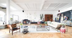 The Loft is back, and after a private dinner and party afterwards at Cristofori on the Prinsengracht this Friday, Mr.Benjamin's loft will o. The Loft, Shop Interior Design, House Design, Living Spaces, Living Room, Interior Inspiration, Sweet Home, Furniture, Home Decor