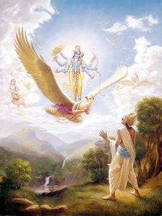 Hindu Art: Garuda