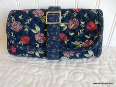 Quilted Bags | Tips | A Quilting Life - a quilt blog