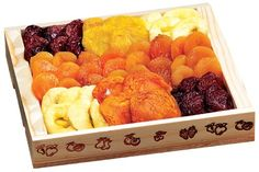 Broadway Basketeers Premium Dried Fruit Assortment Gift Tray | The Gift Central