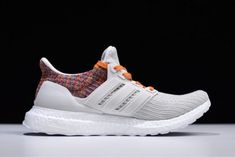 b2d7359765c22 adidas Ultra Boost D11 Rainbow Grey Multicolor For Men-5 New Adidas Shoes