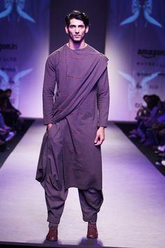 Fow 24 news: dhruv vaish Indian Men Fashion, Mens Fashion Suits, Muslim Fashion, Fashion Outfits, Trendy Fashion, Mens Kurta Designs, Indie Mode, Boys Kurta Design, Kurta Men