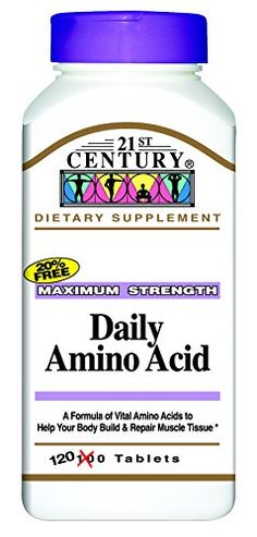 USE!  21st Century Daily Amino Acid Tablets