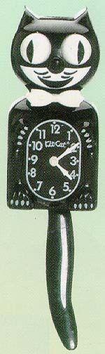 1000 images about kit kat clock on pinterest clock cat. Black Bedroom Furniture Sets. Home Design Ideas