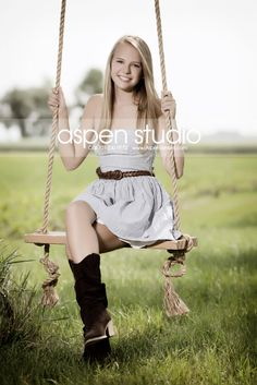 Cute dress...But my 400$ REAL cowgirl boots would finish the picture like icing on a cupcake :)