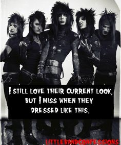 black veil brides | Tumblr