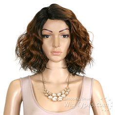 Isis Brown Sugar Human Hair Blend Full Wig - BS120 - WigTypes.com
