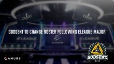 Report: GODSENT to Change Roster Following ELEAGUE Major