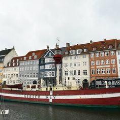 Nyhavn, Copenhagen, Denmark INSTAGRAM: definenormal94