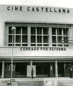 Cine Castellana en Caracas - Venezuela