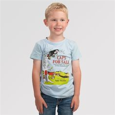 Sweet literary shirt for my sweet boy