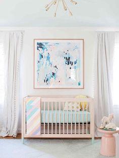New baby girl nursery room ideas newborns cribs ideas Baby Bedroom, Nursery Room, Girls Bedroom, Nursery Decor, Girl Nursery Art, Bear Nursery, Room Baby, Nautical Nursery, Decor Room