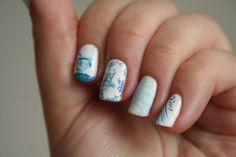 Nail Art Porcelaine