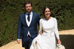 Toucados e cintos de Ani Bürech 2014 | O blog da Maria. #casamento #SilviaeJuan