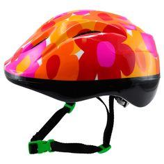 Vehicule pentru copii :: Biciclete si accesorii :: Accesorii :: Casca Flower Nordic Hoj Bicycle Helmet, Skateboard, Flowers, Skateboarding, Cycling Helmet, Skate Board, Royal Icing Flowers, Flower, Florals