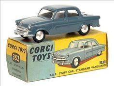 Toy Model Cars, Plastic Model Cars, Vintage Models, Vintage Toys, Corgi Husky, Corgi Toys, Hobby Toys, Metal Toys, Classic Toys