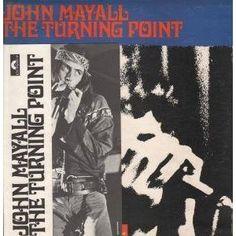 John Mayall - Turning Point - LP Vinyl 1969