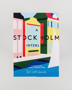 A Stockholm Interlude City Guide: A pocket city guide to Stockholm from Herb Lester Associates. Featuring 40recommendations from locals and fellow travellers for places to eat, drink, shop and seein Sweden's capital city. Including a 19th century bath house; Rosendals Trädgård, a large biodynamic garden; salty caramel fromPärlans Konfektyr; intimate eating at Bakfickan; design shops such as Grandpa and a selection from the city's 100 museums, including the Biologiska Museet (Biology…