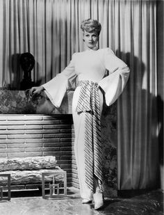Lucille Ball, television, comedians
