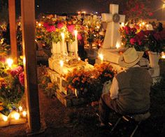El Dia de los Muertos / Day of the Dead: Cemeteries (cont.)