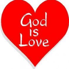 (1 John 4:8)