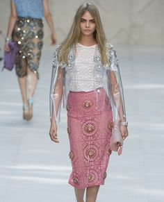Lundi 16 septembre, 14h30 : Défilé Burberry Prorsum #fashion