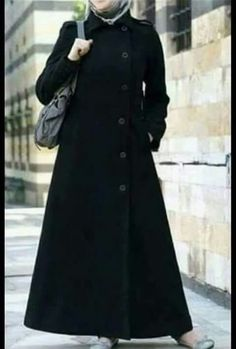 Shop online for stylish Islamic clothing designed for modern Muslim women and men. Burqa Designs, Abaya Designs, Muslim Women Fashion, Islamic Fashion, Abaya Fashion, Fashion Dresses, Muslim Long Dress, Hijab Style Dress, Islamic Clothing